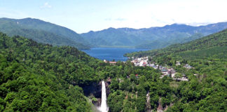 Lake Chuzenji and Kegon Waterfall