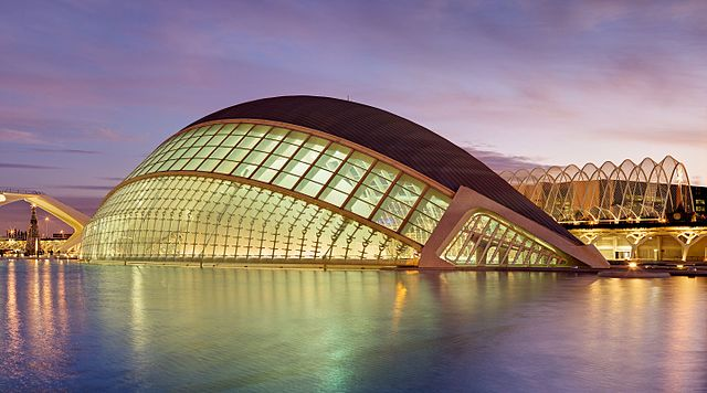 Hemispheric - Valencia, Spain