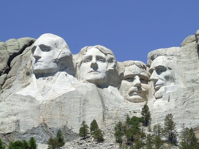 Mount Rushmore Monument