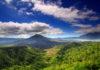 Mount Batur and Lake, Bali