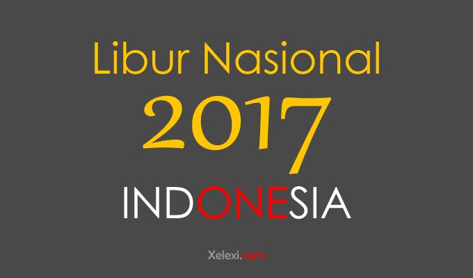 Libur Nasional 2017