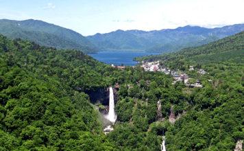 Lake Chuzenji and Kegon Waterfall