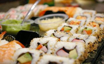 Uramakizushi rolls - Western Sushi