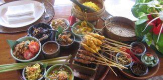 Bali Cuisine dishes
