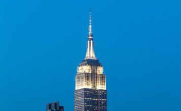 Empire State Building (By Brian Sugden, unsplash)