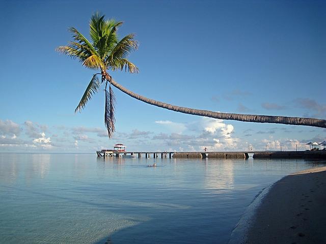Beach at Wakatobi Island